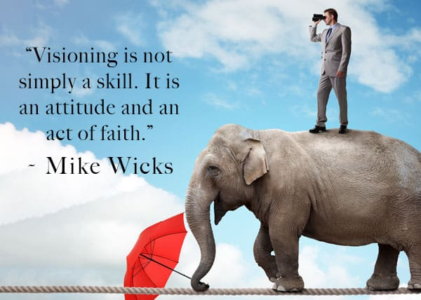 mike wicks quote