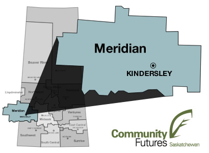 Meridian Community Futures Region