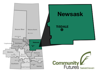Newsask Community Futures Region