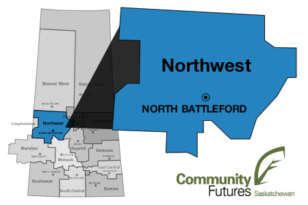 Northwest Community Futures Region