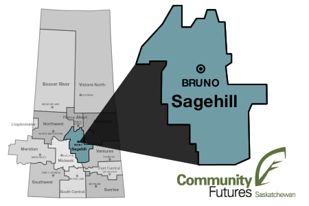 Sagehill Community Futures Region