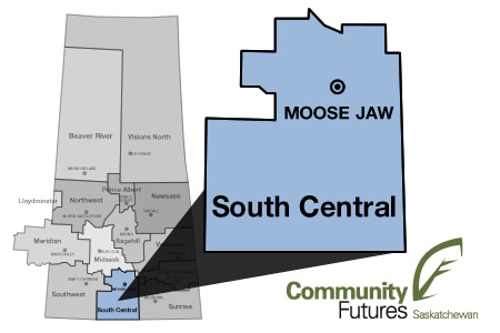 South Central Community Futures Region
