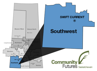 Southwest Community Futures Region