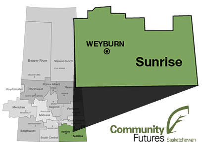 Sunrise Community Futures Region