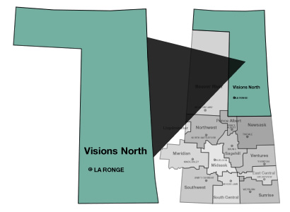 Visions North Community Futures Region