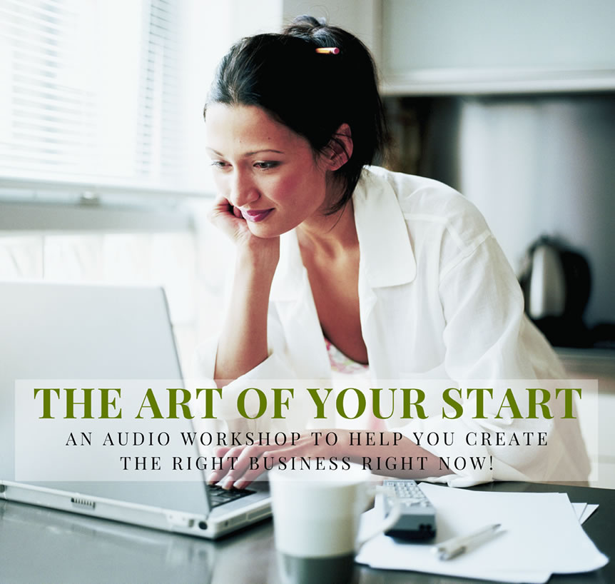 art of your start graphic