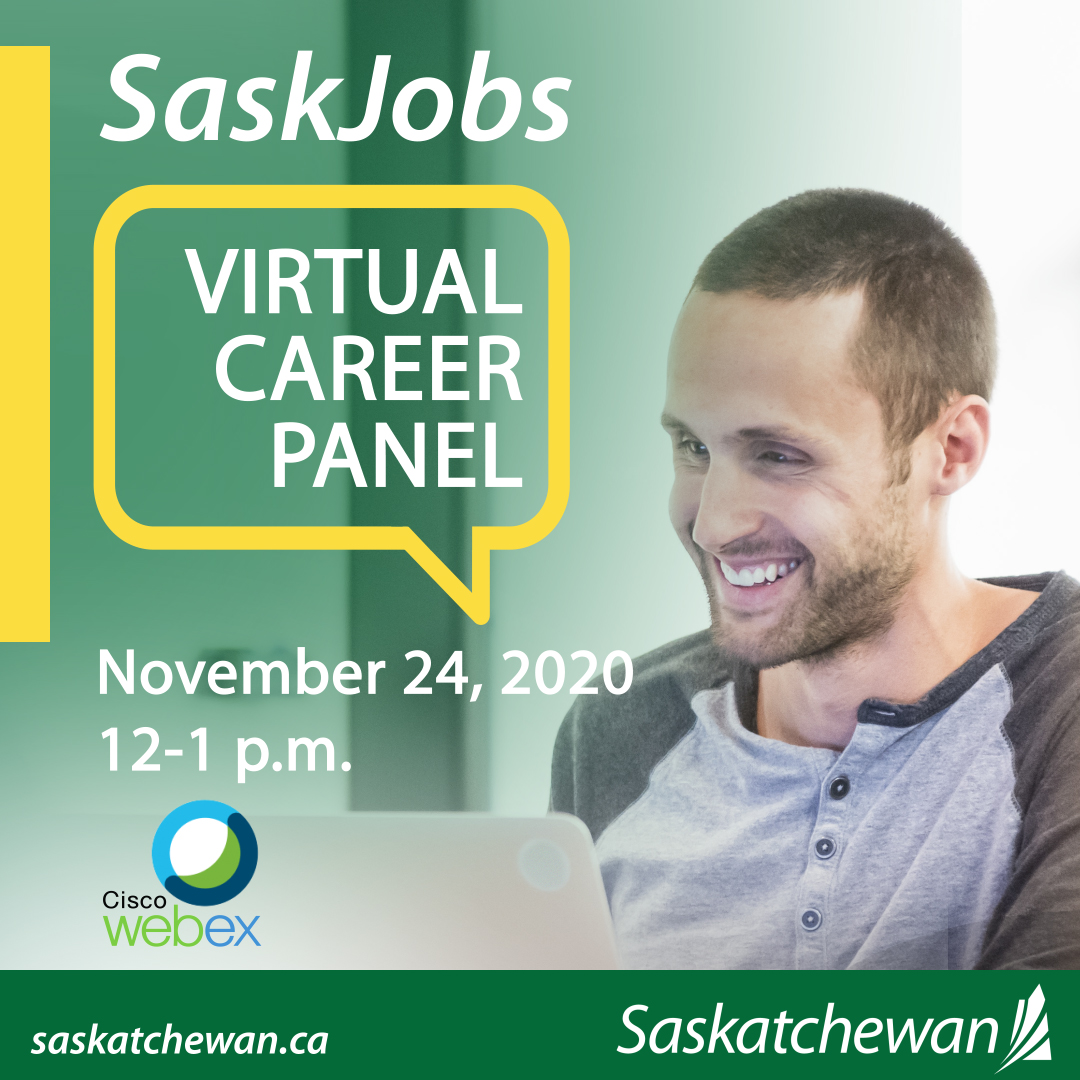SaskJobs Career Panel 1