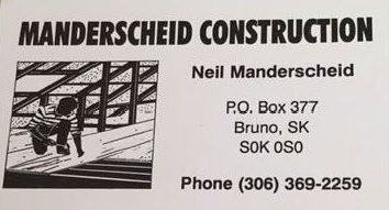Manderscheid Construction