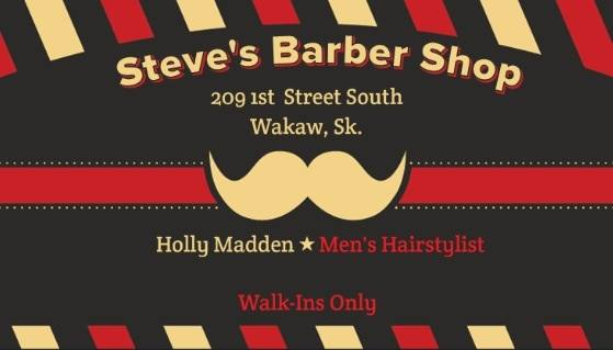 Steves Barber Shop
