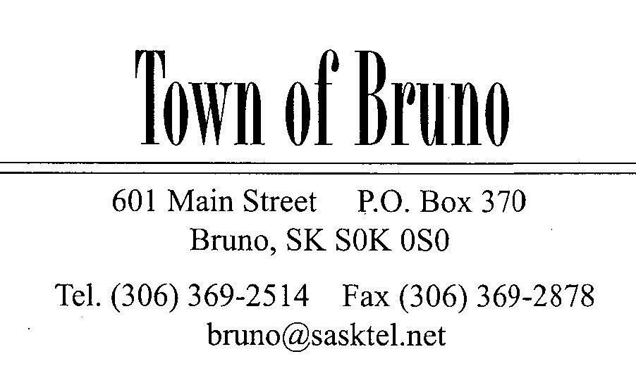 Town of Bruno