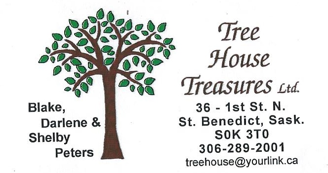 Tree House Treasures