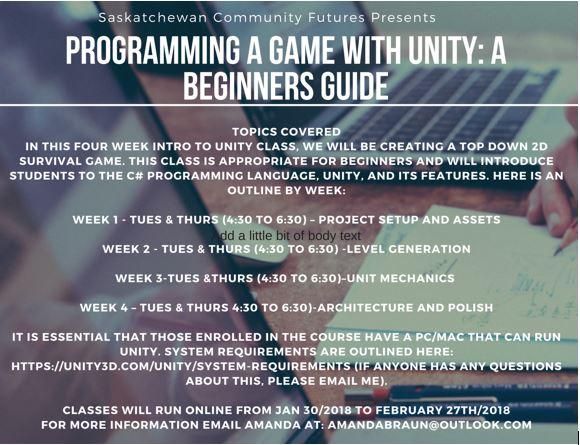 FREE Webinars for Computer Programming For Games -Online
