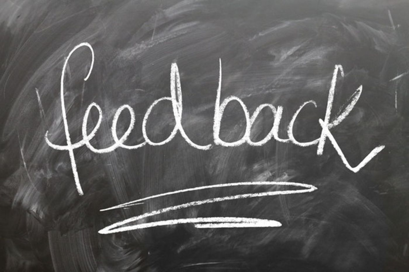 The Importance of Feedback