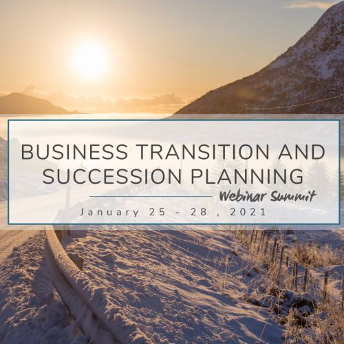 Business Transition & Succession Planning
