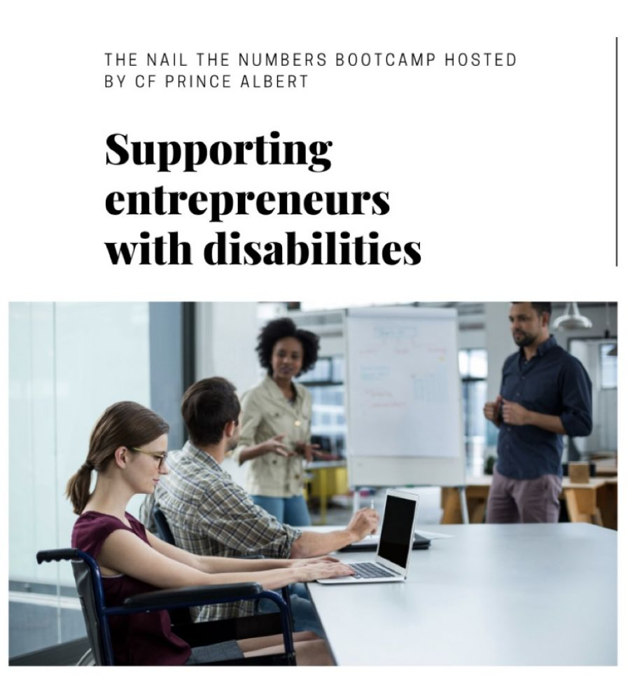 Supporting Entrepreneurs With Disabilities