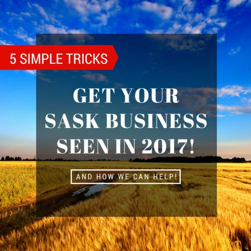 Get Your Business Seen in 2017: Overcoming Your Visibility Issues