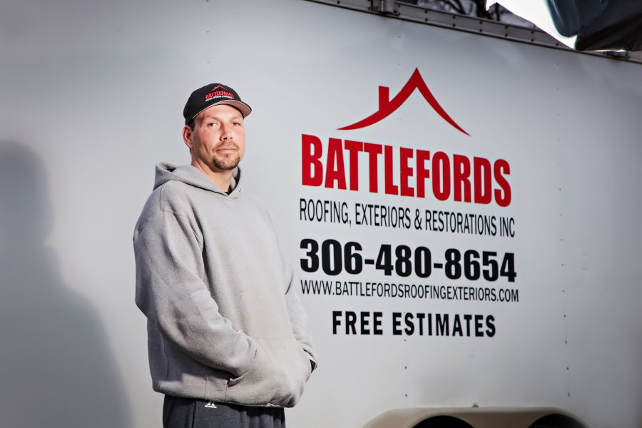 Battlefords Roofing, Exteriors & Restorations – Harlan Lapointe