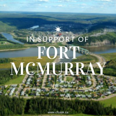 Saskatchewan CF offices do their part for Fort McMurray