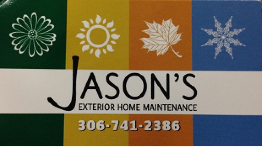 Business Card for Jason's