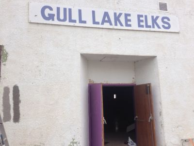 Gull Lake Elk's Hall 2014 Project