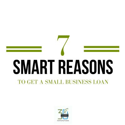 Show Me the Money! 7 Smart Reasons to Get a Small Business Loan