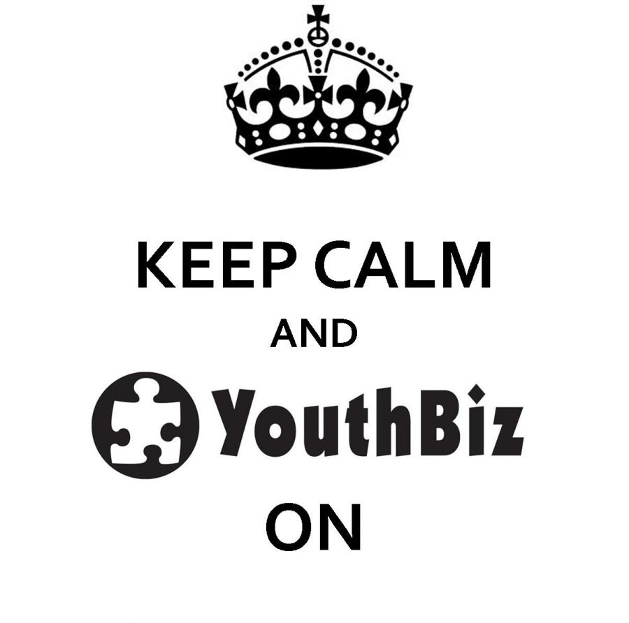 Keep Calm and YouthBiz On