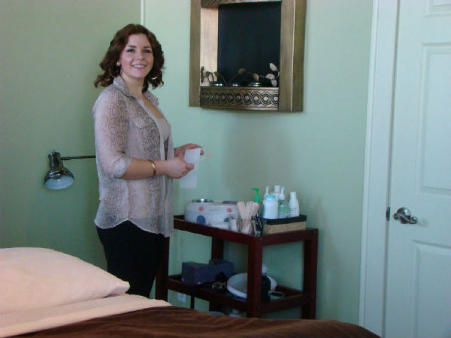Jamie Powell - Zaanti Relaxation Spa in Carnduff, SK
