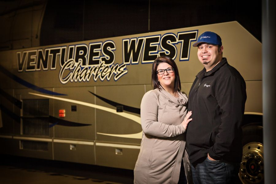 Ventures West Charters – Jordan & Jennifer Solomko