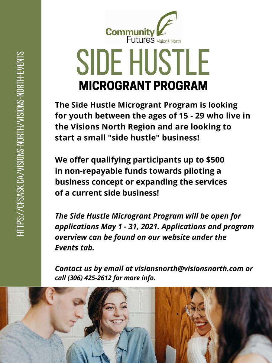 Side Hustle for Youth 15-29