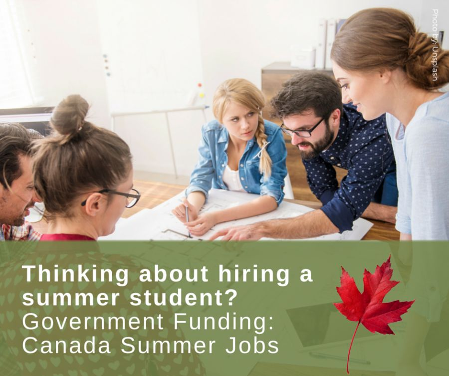 Thinking about hiring a summer student?