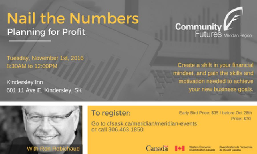 Nail the Numbers Bootcamp - Planning for Profit