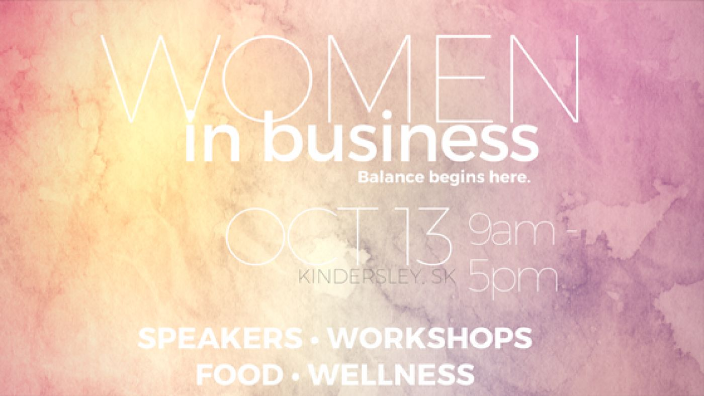 Women in Business Conference Coming this October