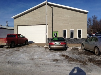 Shaunavon is still growing! Another new business....