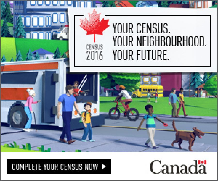2016 Census is here!