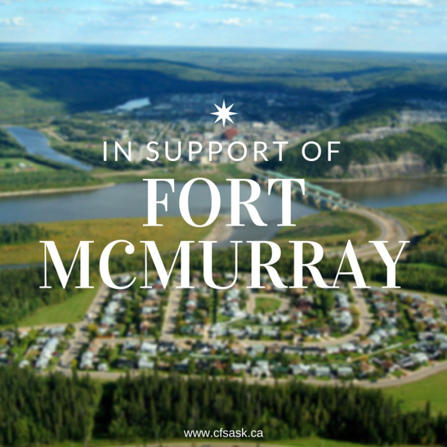 Saskatchewan Community Futures Offices Does its Part for Fort McMurray
